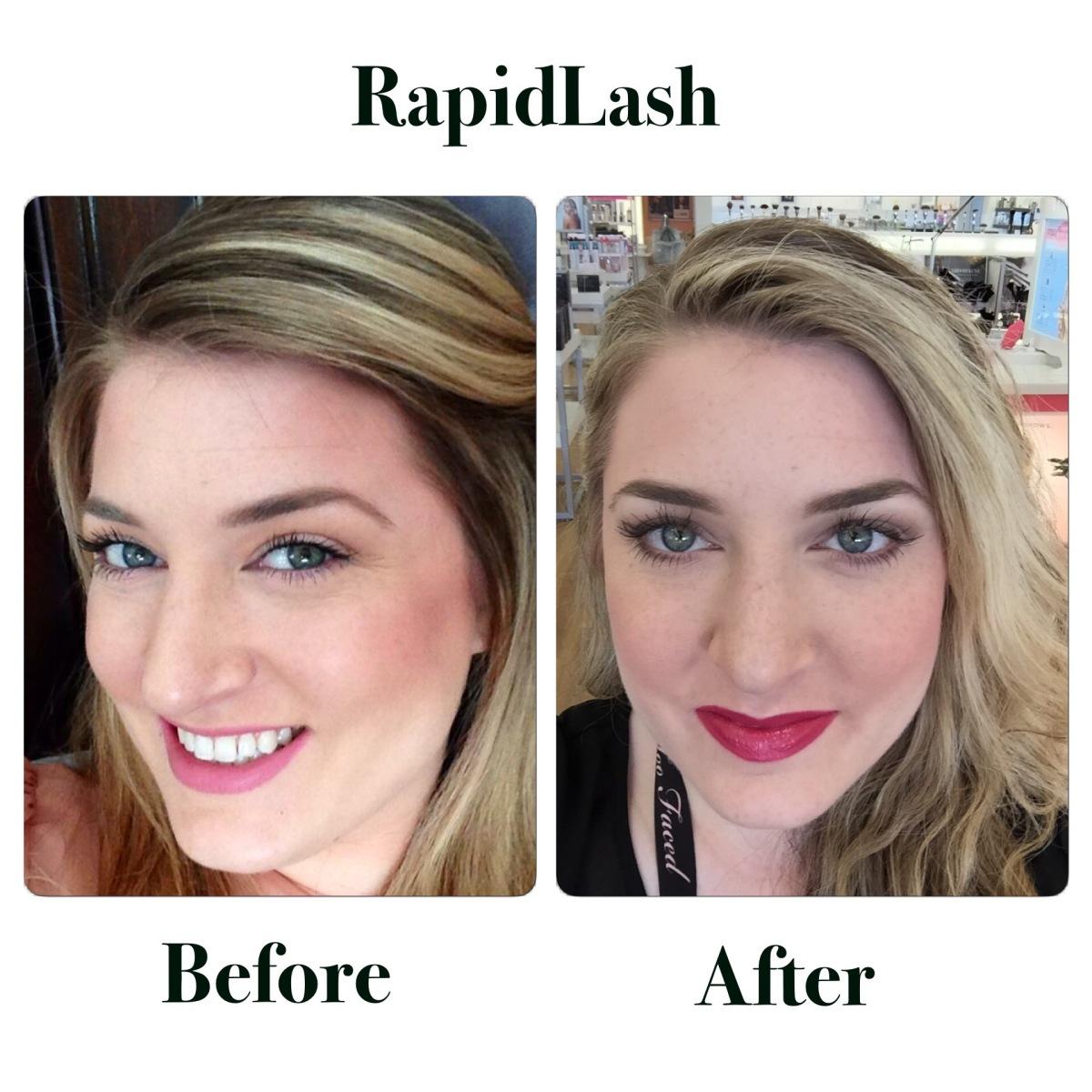 Tester Tuesday Rapidlash Eyelash Eyebrow Enhancing Serum The